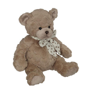 "10"" Posh Bear, Brown"