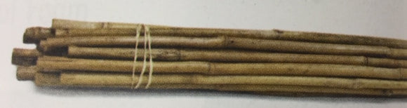 3' Natural Bamboo Sticks