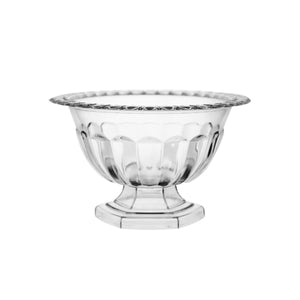 "5"" Abby Compote - Crystal"
