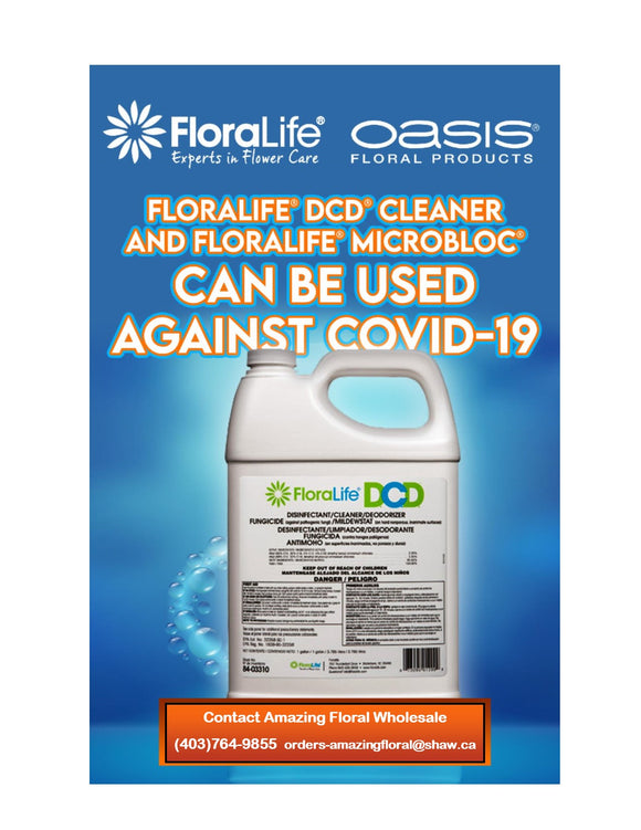 DCD® Cleaner, 1 gallon