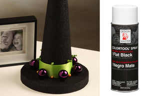 Flat Black 725 COLORTOOL® SPRAY