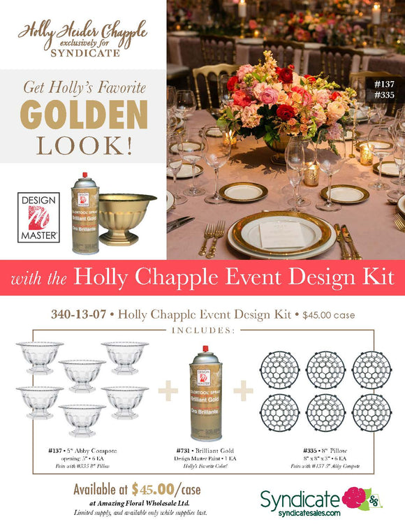 Holly Chapple Event Design Kit