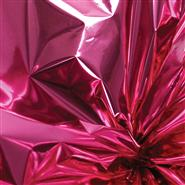 "Krystalphane® Metallized Sheets - 18x30""(100) - Fuchsia"