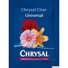 Chrysal Universal Flower Food .5l x 2000