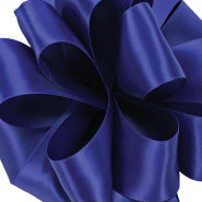 #9 Double Face Satin Ribbon - Royal