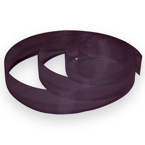 "5/8"" Organza Ribbon - Plum"