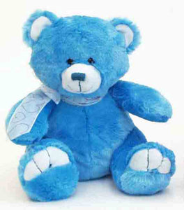 "12"" Plush Bright Bears"