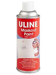 Maskout Paint - Tan