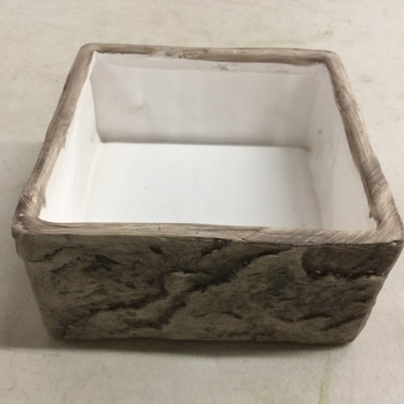 Slate Look Dolomite Container