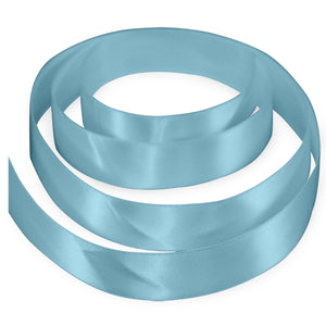 "7/8"" Satin Ribbon - Light Blue"