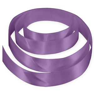 "1 1/2"" Double Face Satin - Light Orchid"