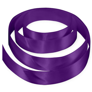 "3/8"" Satin Ribbon - Purple"