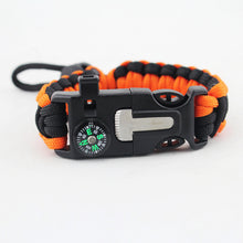 Load image into Gallery viewer, Tactical Survival Bracelet