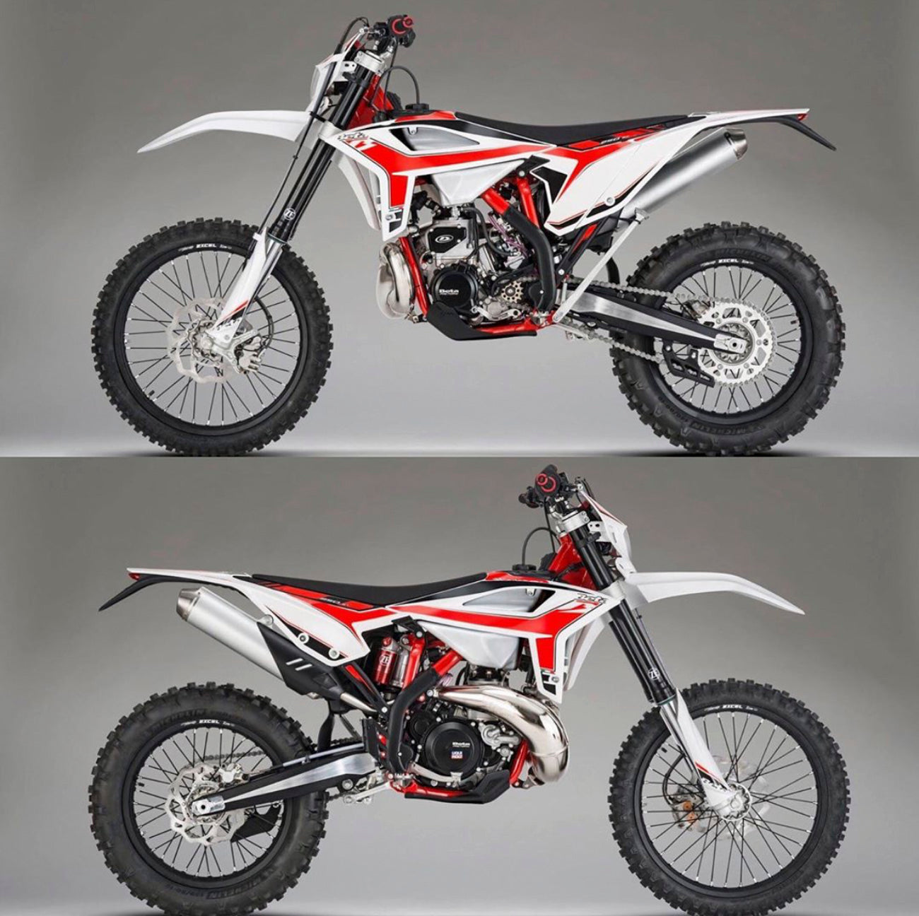 New 2020 Beta 250/300 rr release: 2 stroke counterbalance with a carb! But where the heck is the kickstart?