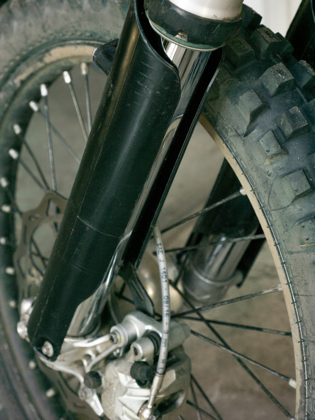 Protech Full Wrap Fork Guards