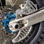 Bullet Proof Rear Brake Caliper Guard