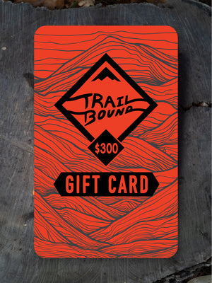 Trailbound Gift Card