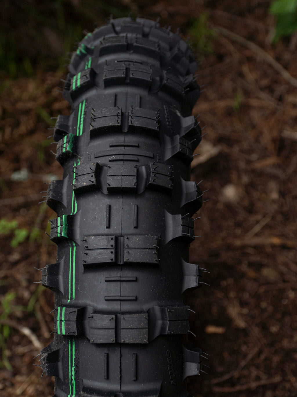 Mitas Terra Force EH Double Green Gummy Rear Tire
