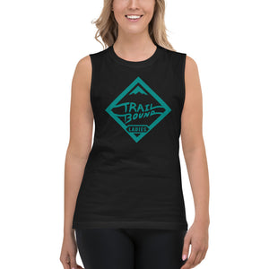 Trailbound Ladies Muscle Tank top