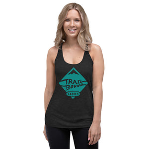 Trailbound Ladies Racerback Tank
