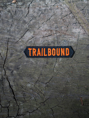 Trailbound Velcro Patch