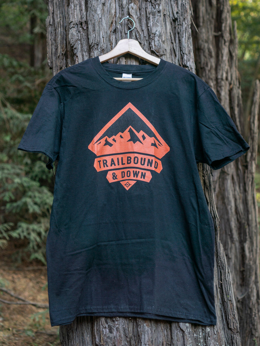Trailbound & Down Shirt