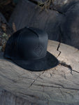 Stealth Black Diamond Hat