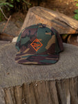 Trailbound Camo Diamond Hat
