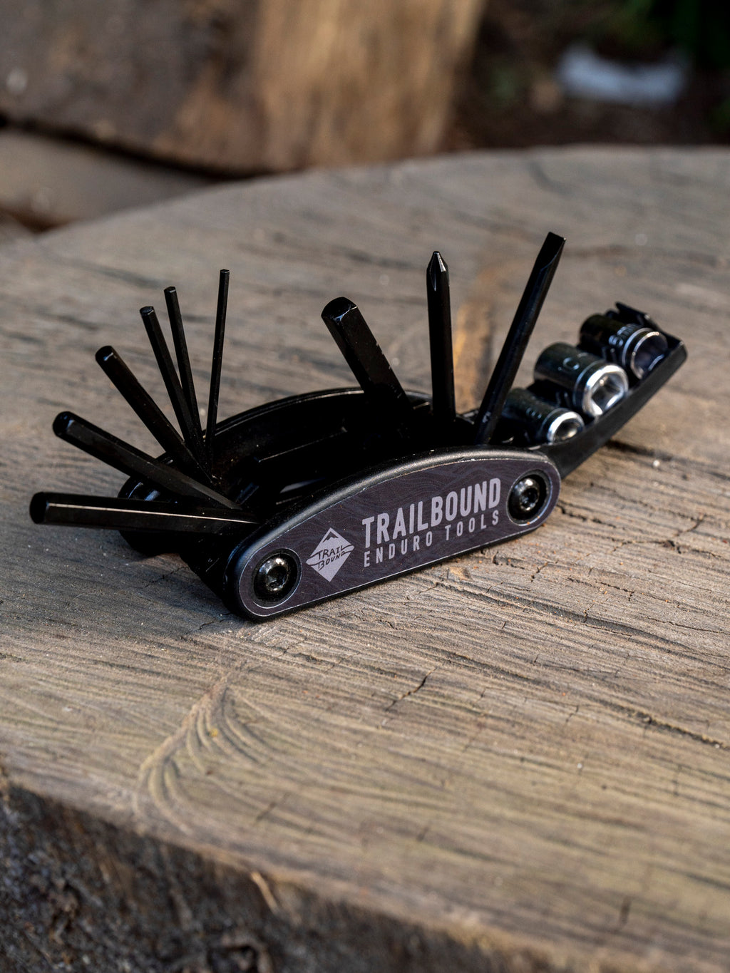 Enduro Multi-tool with Sockets & Allen Wrenches