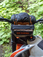 Pad Pack Medium 2 Pocket Padded Handlebar Bag