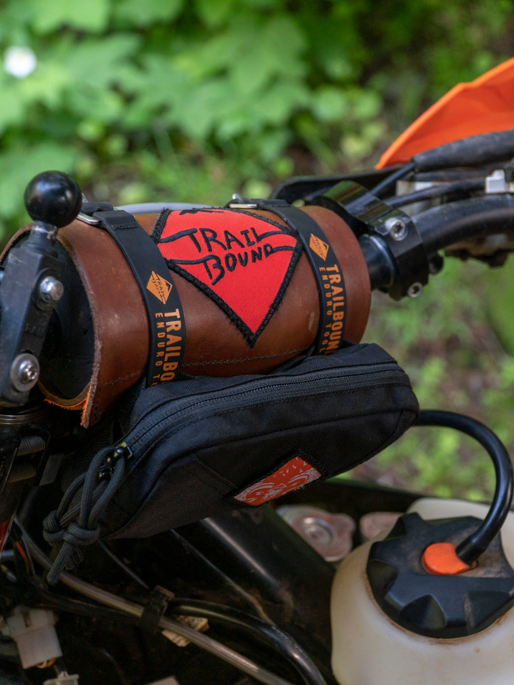 Pad Pack Small Enduro Handlebar Pouch