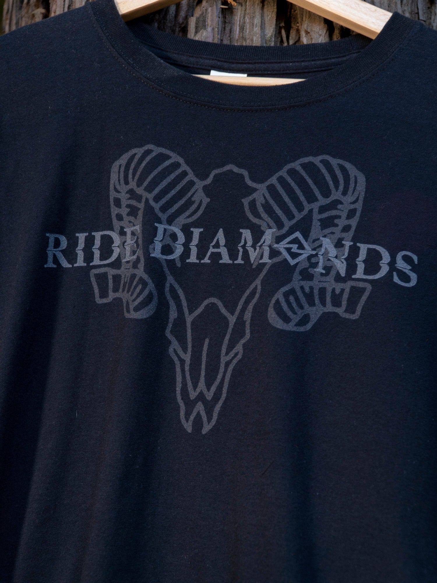 Ride Diamonds Ram Stealth Shirt