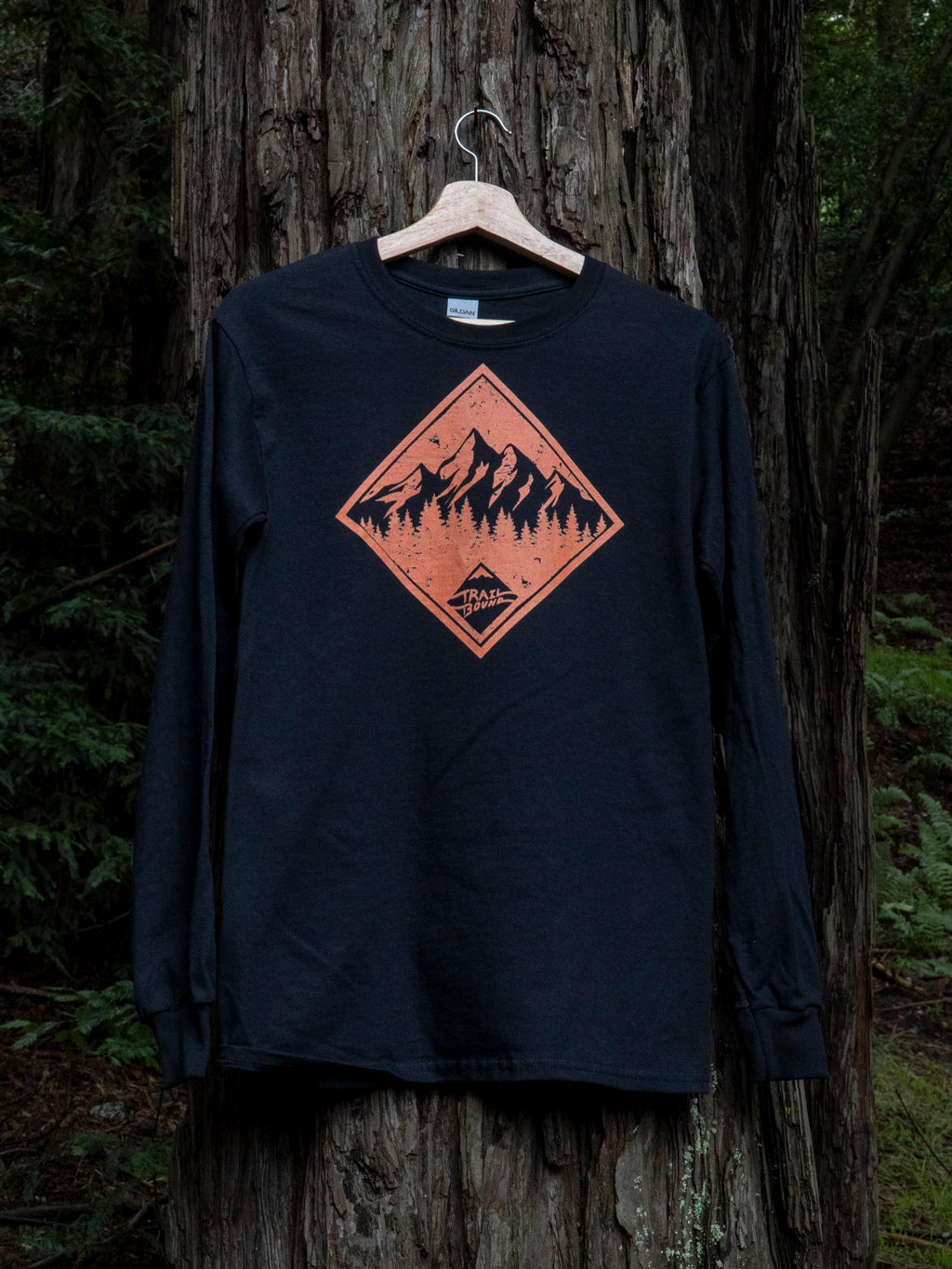 Mountain Tree Long Sleeve