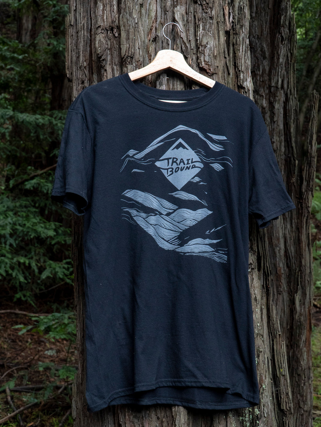Mountain Topo Front Shirt