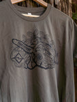 Trailcutters Chainsaw Log Shirt