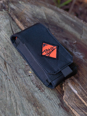 Phone Sheath for Backpack Straps