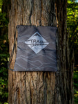 Mountain Topo Drawstring Backpack Bag
