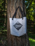 Topo Mountains Tote Bag