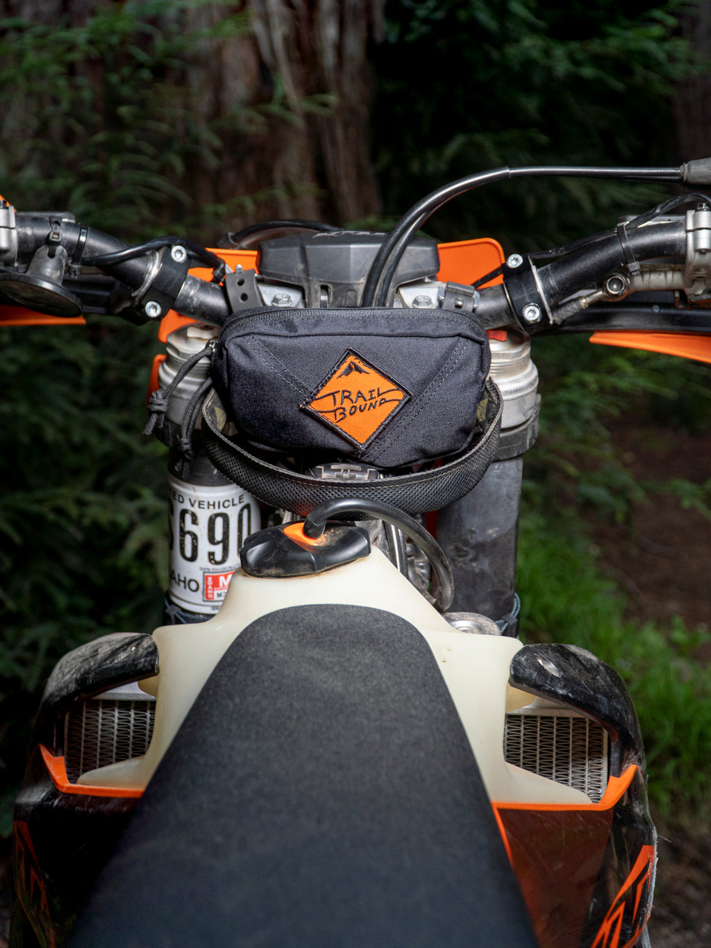 Pad Pack Small Enduro Handlebar Bag