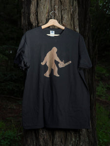 Bigfoot Trailcutters Chainsaw Shirt