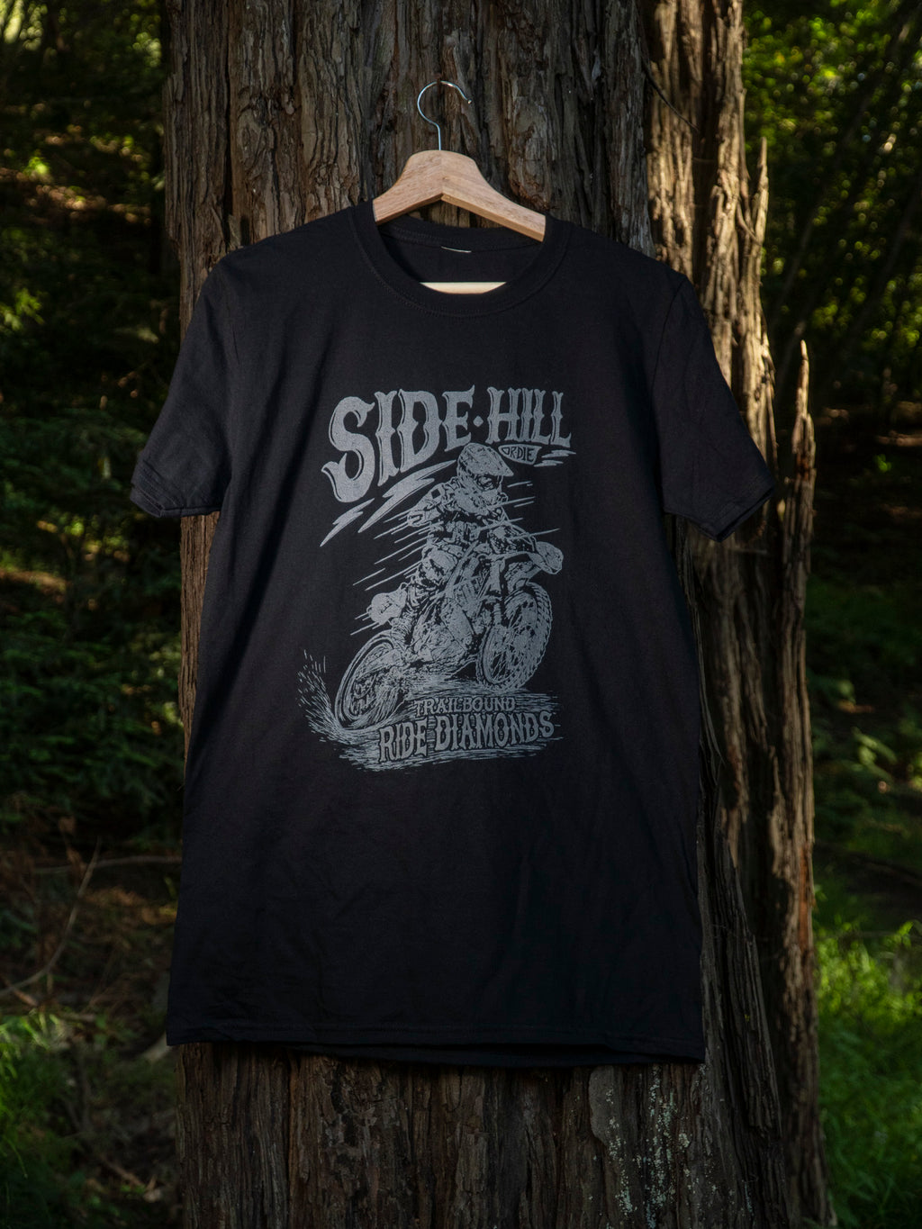 Side Hill or Die Moto Shirt