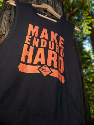 Make Enduro Hard Muscle Shirt (unisex)