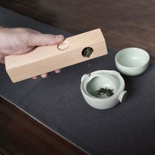 Portable Tea & Coffee Box