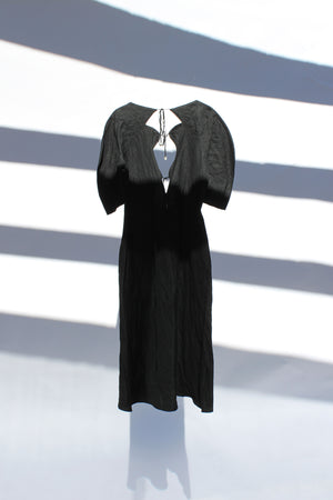 Amygdala Dress - Black