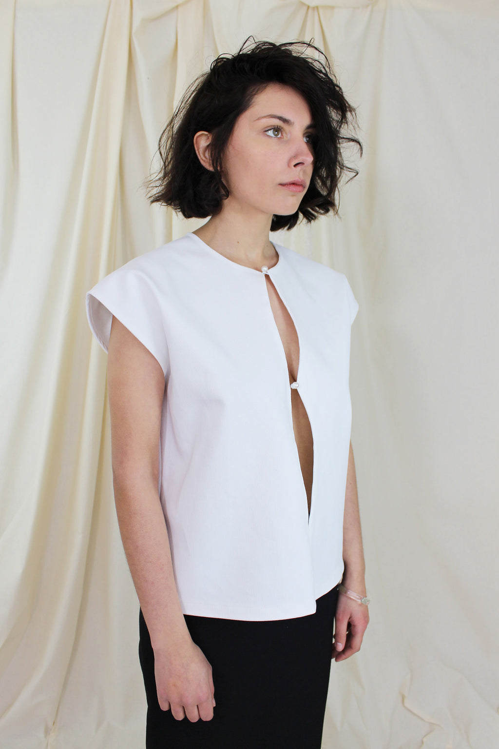 CORE TOP - White