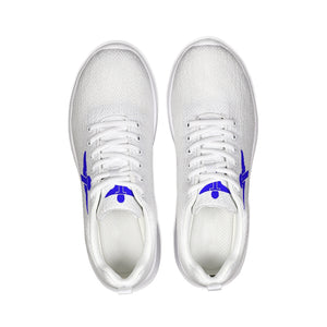 "Terrilli ""TA1"" White/Blue Athletic Shoe"