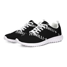 Load image into Gallery viewer, Terrilli Print Athletic Shoe (Black)