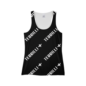 Terrilli Print Women's Tank (Black)