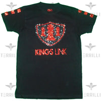 Kings Link Checkmate Glitty T- Shirt
