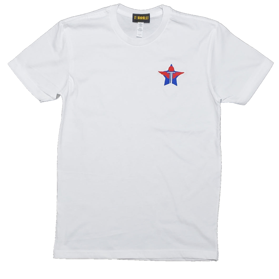 Terrilli Star Power TShirt (White)